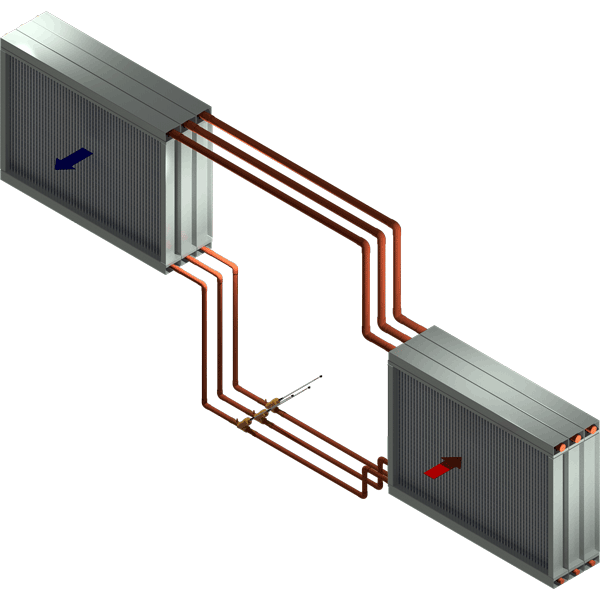 Heat Pipe HRM-V